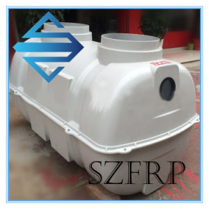 Fiberglass Septic Tank Biogas Septic Tank Treatment Small FRP Septic Tank pictures & photos
