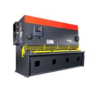 Hydraulic Shearing Machine/Hydraulic Shearer/Gear Cutting Machine/Hydraulic Swing Beam Shear pictures & photos
