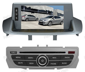 Car Audio Player with GPS System for Renault Fluence (I7087RF)