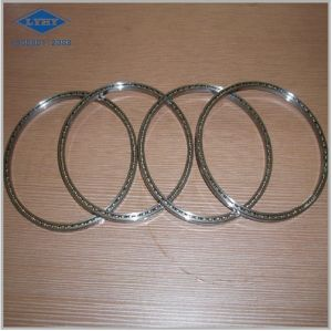 Thin Section Bearings/ Slim Ball Bearings for Stone Processing Machinery pictures & photos