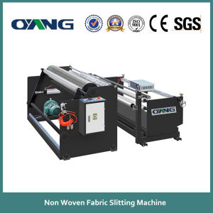 Non Woven Fabric Slitting Machine (ONL-XE1800) pictures & photos