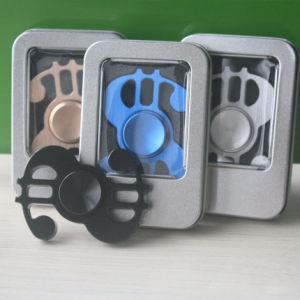 Fidget Toys Us Dollar Taper Roller Bearing Hand Spinner pictures & photos