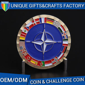 Factory Direct Sell Cheap Custom Police Challenge Coins pictures & photos