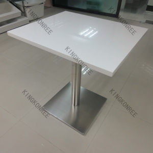 Dining table quartz dining table for Quartz top dining table