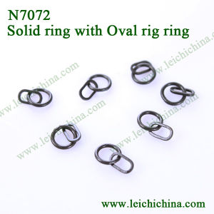 Solid Ring with Oval Rig Ring Hinge Rings pictures & photos