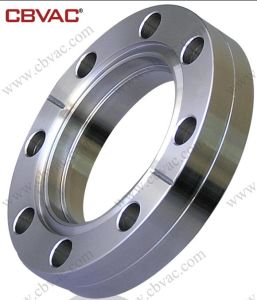 Conflat Flange Weld Flange for Vacuum Valves pictures & photos