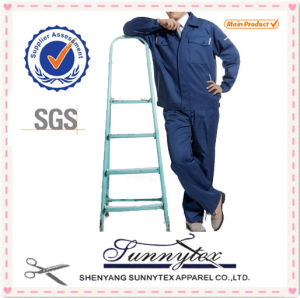 Factory Custom Twill Coveralls Workwear with Long Sleeve pictures & photos