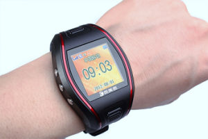 Watch GPS Tracker with Cellphone Function in Sporting