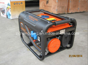 High Quality Factory Price for Manual Start Gasoline Generator pictures & photos