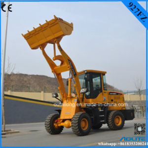 China Wheel Loader Small Loading Machine, Construction Machine pictures & photos