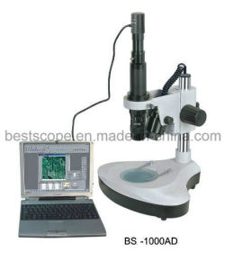 Bestscope Bs-1000ad Monocular Zoom Microscope pictures & photos