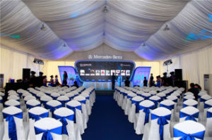 Big Outdoor Rooftop Camping Exhibition Event Party Tent for Sale pictures & photos