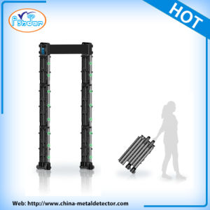 Long Working Time Vmp9000 Portable Archway Metal Detector pictures & photos