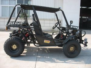 200cc Automatic Transmission Go Kart for Utility (KD 200GKH-2) pictures & photos