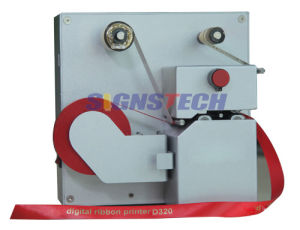 32mm Desktop Digital Ribbon Printer, Foil Ribbon Printing Machine pictures & photos