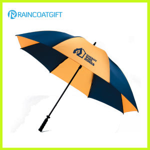 Custom Logo Brand Outdoor Golf Umbrella for Promotion pictures & photos