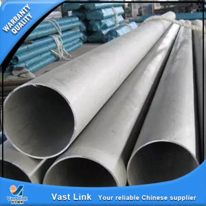 AISI 201/202/301/304 Stainless Steel Welded Pipe