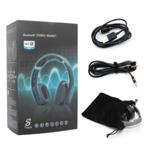 Fashion Stereo Bluetooth Headphones for PC&Phone&iPod pictures & photos
