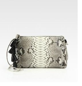 2016 New Snakeskin Bag Fashion Women Bag Evening Bags Designer Handbags (LDO-160963) pictures & photos