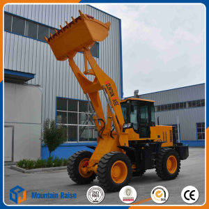 Articulated Frond End Wheeled Payloader Mini Wheel Loader for Sale pictures & photos