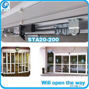 Heavy Duty Sliding Door Operator pictures & photos