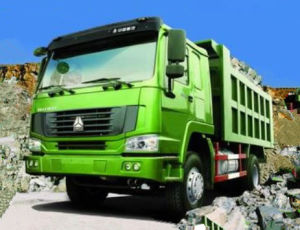 Sinotruk HOWO 4X2 266HP Tipper Truck pictures & photos