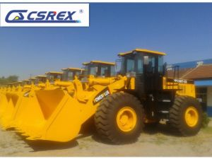 China 5t Wheel Loader Sdlg/XCMG 956 pictures & photos
