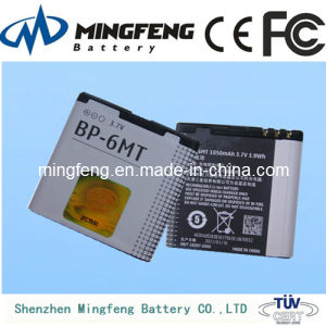 BP-6MT Lithium Ion (Li-ion) Mobile Phone Battery for Nokia