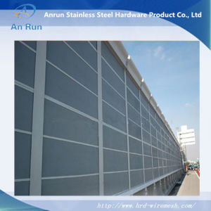 Traffic Noise Reduction Barrier/ Soundwall (viaduct and railway) pictures & photos