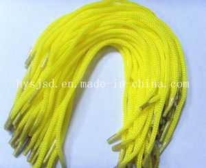 Wholesale Polyester Handle Bag Cord with Plastic End pictures & photos