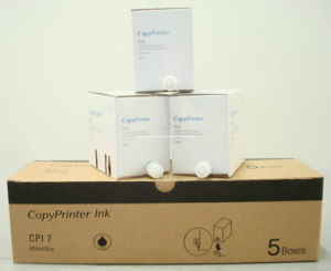 Gestetner CPI7 Duplicator Ink pictures & photos