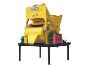(JDC500) Electric Horizontal Axis Concrete Mixer Equipment pictures & photos