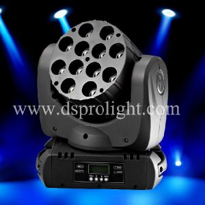 RGBW 4in1 12*10W CREE LED Beam Moving Head Light