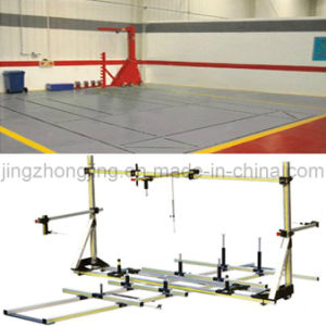 Floor Pulling System / Frame Machine/ Car Bench (Model: 610A) pictures & photos