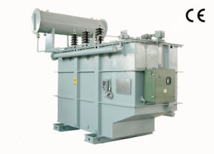 on-Load Voltage Regulation Furnace Transformer (HJSSPZ-2800/35) pictures & photos