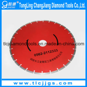 Laser Welded Diamond Blade- Masonry Cutting Saw Blade pictures & photos