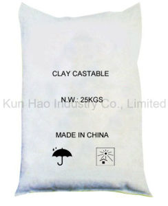 Fire Clay Light Weight Refractory Castables for High Temperature Furnace