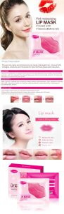 Moisturizer Red Wine Pink Lip Mask for Skin Care pictures & photos
