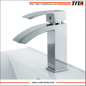 2014 Modern Design Cheap Bathroom Faucets Nh9255A pictures & photos