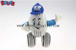 "7.9"" Competive Price Custom Plush Auto Tyre Mascot Toy as Promotional Gift Bos1123 pictures & photos"