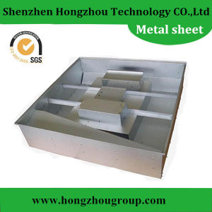 Customized Sheet Metal Fabrication with Welding pictures & photos