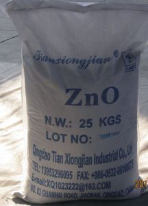 Oxide Zinc with Particle Nanometer for Rubber Material/Conveyor Belt/O-Ring pictures & photos