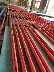 Heat Resistant Fabric or Wire Braided EPDM Steam Hose pictures & photos