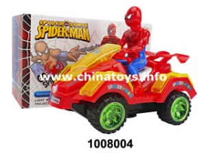 Hot Selling Plastic Toys B/O Motorcycle (945115) pictures & photos