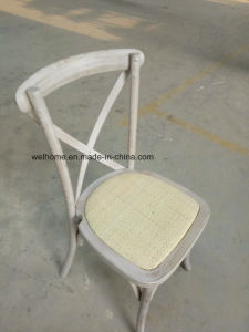 Cross Back Chair, Factory pictures & photos
