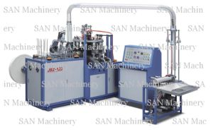 CE Semi Automatic Middle Speed Paper Cup Making Machine pictures & photos