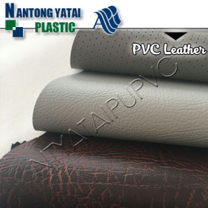 High Quality Car/Bus/Truck/Automotive Upholstery PVC Artificial Leather