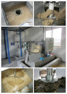 No Clogging Cheap Belt Filter Press for Wastewater Treatment pictures & photos
