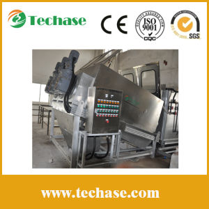 Techase-Sludge Dewatering Filter Press Machine for Urban Sewage Treatment pictures & photos