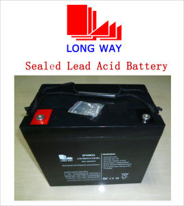 12V80ah Vending Machines UPS Sealed Lead Acid Battery pictures & photos